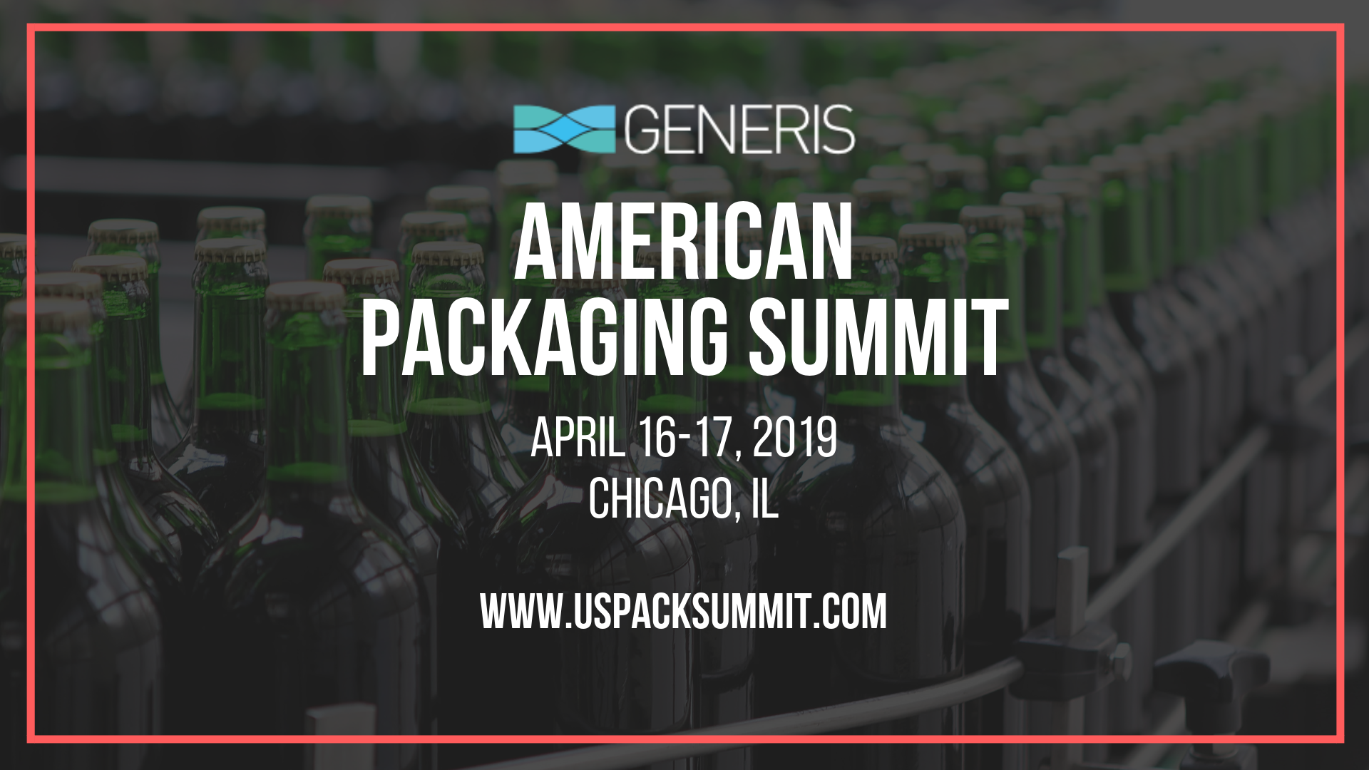 American Packaging Summit 2019 | Generis Group